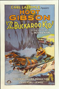 "Movie Posters:War, The Buckaroo Kid (Universal, 1926). One Sheet (27"" X 41"")...."