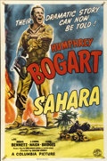 "Movie Posters:War, Sahara (Columbia, 1943). One Sheet (27"" X 41"") Style A...."