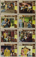 "Movie Posters:Drama, To Kill a Mockingbird (Universal, 1963). Lobby Card Set of 8 (11"" X14"").... (Total: 8 Items)"