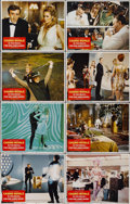 """Movie Posters:James Bond, Casino Royale (Columbia, 1967). Lobby Card Set of 8 (11"""" X 14"""").... (Total: 8 Items)"""