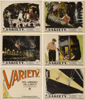 "Movie Posters:Drama, Variety (Paramount, 1925). Title Lobby Card and Lobby Cards (5)(11"" X 14"").... (Total: 6 Items)"