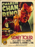 "Movie Posters:Mystery, Charlie Chan in Reno (20th Century Fox, 1939). French Grande (47"" X63"")...."