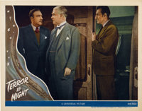 """Terror By Night (Universal, 1946). Lobby Cards (5) (11"""" X 14"""").... (Total: 5 Items)"""