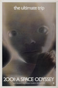 "Movie Posters:Science Fiction, 2001: A Space Odyssey (MGM, 1968). One Sheet (27"" X 41"")...."