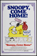 "Movie Posters:Animated, Snoopy, Come Home! (National General, 1972). One Sheet (27"" X 41"").Animated...."