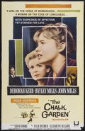 "Movie Posters:Drama, The Chalk Garden (Universal, 1964). One Sheet (24.5"" X 38.5""). Drama...."