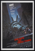 "Movie Posters:Action, Escape from New York (Avco Embassy, 1981). One Sheet (27"" X 41""). Action...."