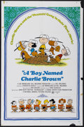 "Movie Posters:Animated, A Boy Named Charlie Brown (National General, 1969). One Sheet (27""X 41""). Animated...."