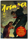 Pulps:Hero, The Avenger V2#1 (Street & Smith, 1940) Condition: VG/FN....