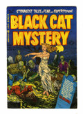 Golden Age (1938-1955):Horror, Black Cat Mystery #37 (Harvey, 1952) Condition: FN....