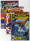 Modern Age (1980-Present):Superhero, The Amazing Spider-Man Group (Marvel, 1980-88) Condition: AverageNM-.... (Total: 28 Comic Books)