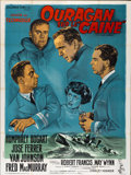 "Movie Posters:War, The Caine Mutiny (Columbia, 1954). French Grande (47"" X 63"")...."