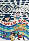"Movie Posters:Animated, Yellow Submarine (United Artists, 1968). Japanese B2 (20.25"" X28.5"")...."