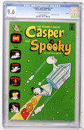 Bronze Age (1970-1979):Cartoon Character, Casper and Spooky #1 File Copy (Harvey, 1972) CGC NM+ 9.6 Off-whiteto white pages....