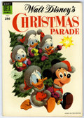 Golden Age (1938-1955):Cartoon Character, Dell Giant Comics - Christmas Parade #6 (Dell, 1956) Condition:VF-....