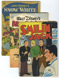 Golden Age (1938-1955):Miscellaneous, Four Color Group (Dell, 1945-61) Condition: Average GD/VG.... (Total: 18 Comic Books)