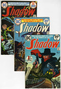 Bronze Age (1970-1979):Miscellaneous, The Shadow Group (DC, 1973-87) Condition: Average NM-.... (Total:12 Comic Books)