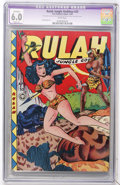 Golden Age (1938-1955):Adventure, Rulah Jungle Goddess #25 (Fox Features Syndicate, 1949) CGC Apparent FN 6.0 Slight (A) White pages....