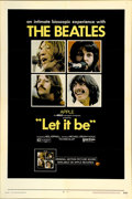 """Movie Posters:Rock and Roll, Let It Be (United Artists, 1970). One Sheet (27"""" X 41"""")...."""