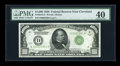 Small Size:Federal Reserve Notes, Fr. 2210-D $1000 1928 Federal Reserve Note. PMG Extremely Fine 40.. ...