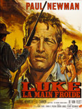 "Movie Posters:Drama, Cool Hand Luke (Warner Brothers, 1967). French Grande (47"" X63"")...."