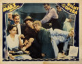 "Movie Posters:Comedy, A Night at the Opera (MGM, 1935). Lobby Card (11"" X 14"")...."