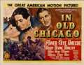 """Movie Posters:Drama, In Old Chicago (20th Century Fox, 1937). Half Sheet (22"""" X 28"""")Style A...."""