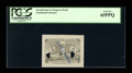 Fractional Currency:Second Issue, 5¢ Second Issue Progress Proof PCGS Gem New 65PPQ....