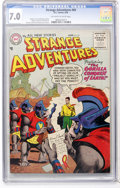 Silver Age (1956-1969):Science Fiction, Strange Adventures #69 (DC, 1956) CGC FN/VF 7.0 Off-white to white pages....