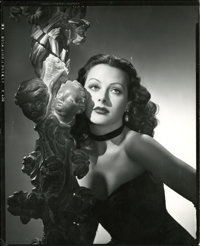 """Hedy Lamarr Contact Proof (MGM, 1940s). Still (8"""" X 10"""")"""