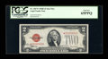 Small Size:Legal Tender Notes, Fr. 1507* $2 1928F Legal Tender Note. PCGS Gem New 65PPQ.. ...