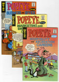 Bronze Age (1970-1979):Cartoon Character, Popeye #E1-15 Group (Charlton/King Features, 1972-74) Condition:Average VF/NM.... (Total: 15 Comic Books)