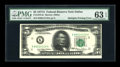Error Notes:Major Errors, Fr. 1975-K $5 1977A Federal Reserve Note. PMG Choice Uncirculated63 EPQ....