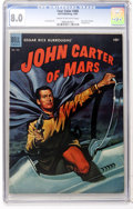 Golden Age (1938-1955):Miscellaneous, Four Color #488 John Carter of Mars (Dell, 1953) CGC VF 8.0 Cream to off-white pages....