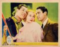 """Movie Posters:Comedy, The Gay Bride (MGM, 1934) & No More Orchids (Columbia, 1932).Lobby Cards (2) (11"""" X 14"""").... (Total: 2 Items)"""