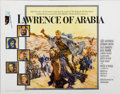 "Movie Posters:Academy Award Winner, Lawrence of Arabia (Columbia, 1962). Half Sheet (22"" X 28"")...."