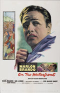 "Movie Posters:Drama, On the Waterfront (Columbia, 1954). One Sheet (27"" X 41"")...."