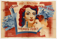 """Mildred Pierce (Warner Brothers, 1945). French Double Grande (63"""" X 94"""")"""