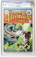 Bronze Age (1970-1979):Horror, Adventure Comics #437 (DC, 1975) CGC NM+ 9.6 Off-white to whitepages....
