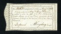 Colonial Notes:Connecticut, Connecticut May 22, 1792 £1 Anderson CT 52 Extremely Fine, CC....