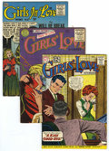 Golden Age (1938-1955):Romance, Miscellaneous Golden and Silver Age Romance Comics Group (VariousPublishers, 1955-62).... (Total: 6 Comic Books)