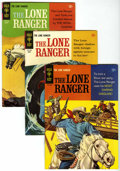 Silver Age (1956-1969):Western, Lone Ranger File Copies Group (Gold Key, 1965-75) Condition:Average VF+.... (Total: 13 Comic Books)