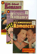 Golden Age (1938-1955):Romance, Miscellaneous Golden Age Romance Comics Group (Various Publishers,1955-58).... (Total: 7 Comic Books)