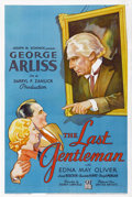 """Movie Posters:Comedy, The Last Gentleman (United Artists, 1934). One Sheet (27"""" X41"""")...."""