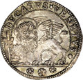Italy:Venice, Italy: Venice. Alois Mocenigo IV Ducato ND (1763-78) GMB, KM-C64,Davenport 1561, UNC, fabulous eye appeal with extremely sharpdet...