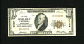 National Bank Notes: , Natrona, PA - $10 1929 Ty. 1 The First NB Ch. # 5729...