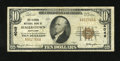 National Bank Notes:Maryland, Hagerstown, MD - $10 1929 Ty. 1 The Second NB Ch. # 4049. ...
