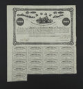 Confederate Notes:Group Lots, Ball 82 Cr. 90 $1000 1861 Bond Fine.. ...
