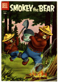 Golden Age (1938-1955):Adventure, Four Color #653 Smokey the Bear - Circle 8 pedigree (Dell, 1955) Condition: VF+....