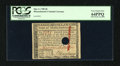 Colonial Notes:Massachusetts, Massachusetts May 5, 1780 $8 PCGS Very Choice New 64PPQ....